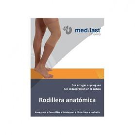 RODILLERA ANATOMICA BIELASTICA MEDILAST EXTRA GRANDE 42-46 CM