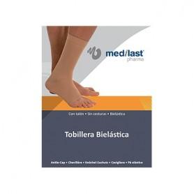 TOBILLERA ANATOMICA ELASTICA MEDILAST 842 TALLA GRANDE 25-28 CM