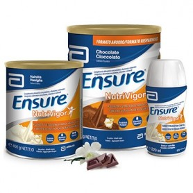 ENSURE NUTRIVIGOR CHOCOLATE 220ML X 4UDS