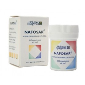 HELIOSAR NAFOSAR (NATRUM PHOSPHORICUM D6) 50 COMP HOMEOSPAGYRIA