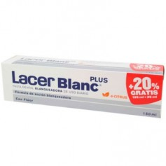 LACERBLANC PASTA DENTAL BLANQUEADORA CITRUS 150 ML
