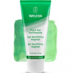 WELEDA DUO GEL DENTIFRICO VEGETAL 2X75 ML