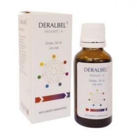 HELIOSAR DERALBEL HELIOVIT-6 GOTAS 30 ML HOMEOSPAGYRIA