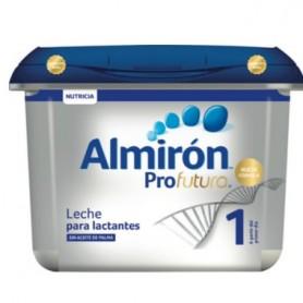 ALMIRON PROFUTURA 1 LECHE PARA LACTANTES SIN ACEITE DE PALMA 800 GRAMOS