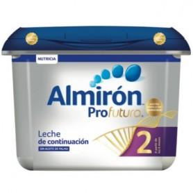 ALMIRON PROFUTURA 2 LECHE PARA LACTANTES DE CONTINUACION SIN ACEITE DE PALMA 800 GRAMOS