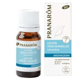 PRANAROM AROMADERM LOCION UÑAS AMARILLAS FONGIAROM 10 ML