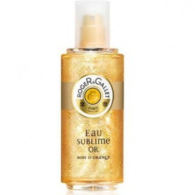 ROGER GALLET EAU SUBLIME OR BOIS DE ORANGE AGUA PERFUMADA 100 ML