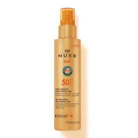 NUXE SUN SPRAY PROTECCION SOLAR FUNDENTE SPF50 150 ML