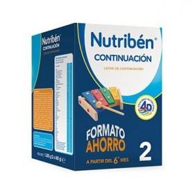 NUTRIBEN PACK AHORRO CONTINUACION 1200GR