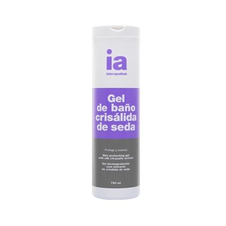 INTERAPOTHEK GEL DE BAÑO CRISALIDA DE SEDA 750 ML