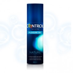 CONTROL PLEASURE GEL LUBRICANTE NATURE 50 ML