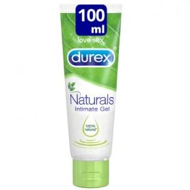 DUREX NATURALS GEL INTIMO LUBRICANTE 100 ML S