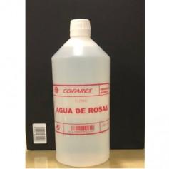 AGUA ROSAS COFARES 1000 ML