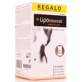 NC LIPOMOROSIL QUEMAGRASAS ABDOMINAL CON MOROSIL 30 CAPSULAS NUTRICION CENTER