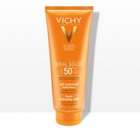 VICHY IDEAL SOLEIL LECHE PROTECTORA SOLAR 50+ FAMILIAR 300 ML