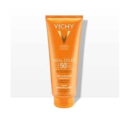 VICHY IDEAL SOLEIL LECHE PROTECTORA SOLAR 50+ FAMILIAR 300 ML