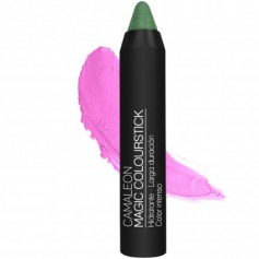 CAMALEON MAGIC COLOUR STICK BARRA DE LABIOS VERDE 4 G