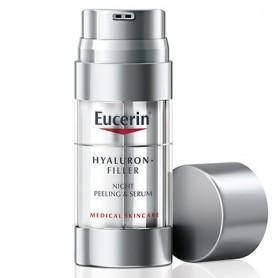 EUCERIN HYALURON FILLER PEELING&SERUM DE NOCHE 30 ML