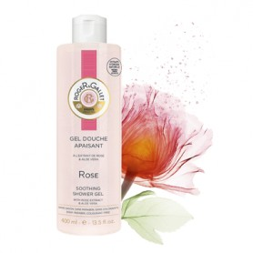 ROGER GALLET ROSE GEL DE DUCHA 400 ML
