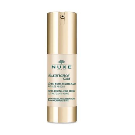 NUXE NUXURIANCE GOLD SERUM NUTRI-REVITALIZANTE 30 ML