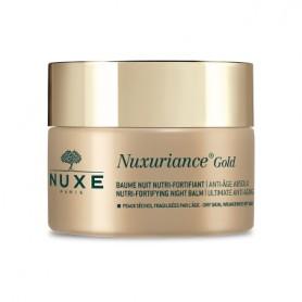 NUXE NUXURIANCE GOLD BALSAMO DE NOCHE NUTRI-FORTIFICANTE 50 ML
