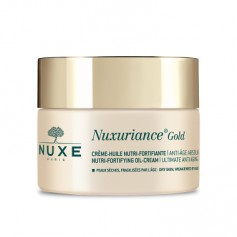 NUXE NUXURIANCE GOLD CREMA ACEITE NUTRI-FORTIFICANTE ANTIEDAD ABSOLUTA 50 ML