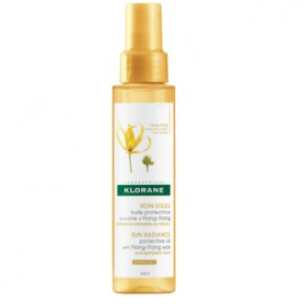 KLORANE ACEITE PROTECTOR SOLAR YLANG YLANG 100 ML
