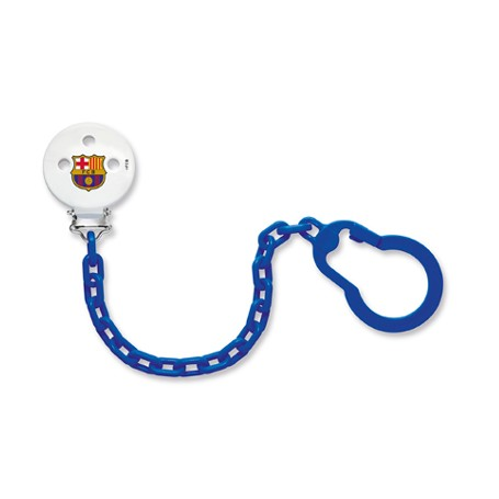 NUK CADENITA SUJETACHUPETE NUK FC BARCELONA