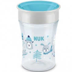 NUK VASO MAGIC CUP SILICONA WINTER WORLD