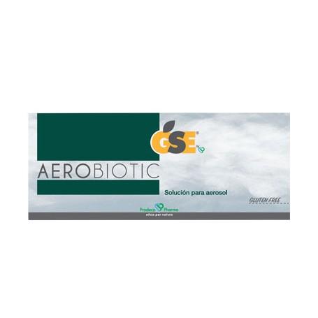 GSE AEROBIOTIC SOLUCION PARA AEROSOL 10 AMPOLLAS PRODECO PHARMA