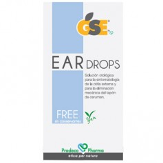 GSE EAR DROPS SOLUCION OTOLOGICA 10 PIPETAS PRODECO PHARMA