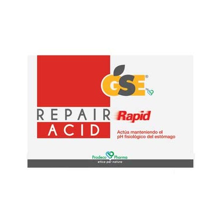 GSE REPAIR RAPID ACID 12 COMPRIMIDOS PRODECO PHARMA