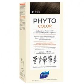 PHYTO PHYTOCOLOR TINTE NATURAL 6 RUBIO OSCURO