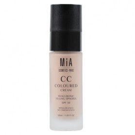 MIA CC CREAM CREMA COLOREADA TONO CLARO LIGHT 50 ML
