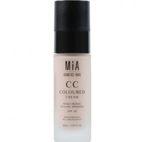 MIA CC CREAM CREMA COLOREADA TONO MEDIO 50 ML