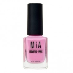 MIA ESMALTE DE UÑAS BUBBLE GUM ROSA CHICLE 11 ML