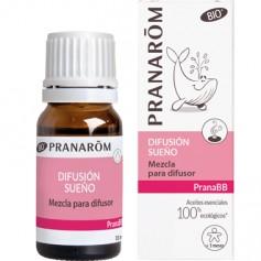 PRANAROM PRANABB MEZCLA PARA DIFUSOR SUEÑO (SLEEP)10 ML