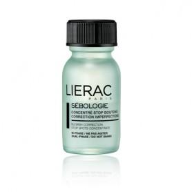 LIERAC SEBOLOGIE CONCENTRADO BIFASICO STOP GRANOS E IMPERFECCCIONES 15 ML