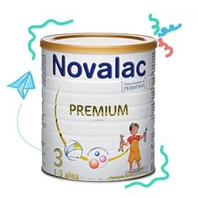 NOVALAC PREMIUM 3 LECHE INFANTIL DE CRECIMIENTO 800 GR
