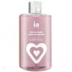 INTERAPOTHEK GEL BAÑO ROSA MOSQUETA 750 ML