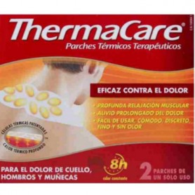THERMACARE CUELLO/HOMBRO 2 PARCHES TERMICOS