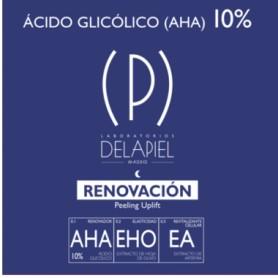 DELAPIEL AMPOLLAS RENOVACION NOCHE CON ACIDO GLICOLICO 15 AMPOLLAS 15X2 ML