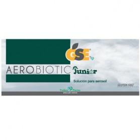 GSE AEROBIOTIC JUNIOR SOLUCION PARA AEROSOL 10 AMPOLLAS