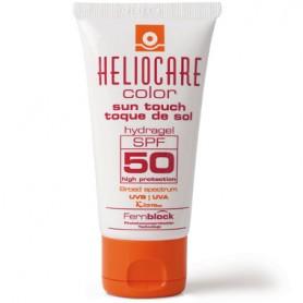HELIOCARE HYDRAGEL TOQUE DE SOL SPF 50 FOTOPROTECTOR SOLAR 50 ML