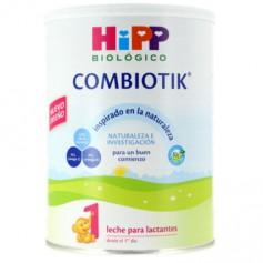 HIPP COMBIOTIK 1 LECHE BIOLOGICA DE LACTANTE 0-6 MESES 800 GR