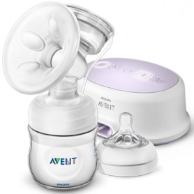 AVENT SACALECHES EXTRACTOR ELECTRICO CONFORT