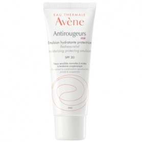 AVENE ANTIROJECES EMULSION HIDRATANTE FACIAL PROTECTORA 40 ML