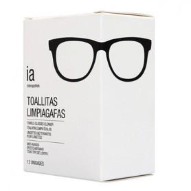 INTERAPOTHEK TOALLITAS LIMPIAGAFAS 12 UD