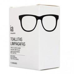 INTERAPOTHEK TOALLITAS LIMPIAGAFAS 12 UNIDADES