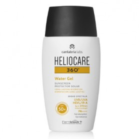 HELIOCARE 360 WATER GEL SPF50+ PROTECTOR SOLAR FACIAL 50 ML